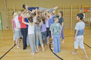 Lernen macht Schule - Sommercamp