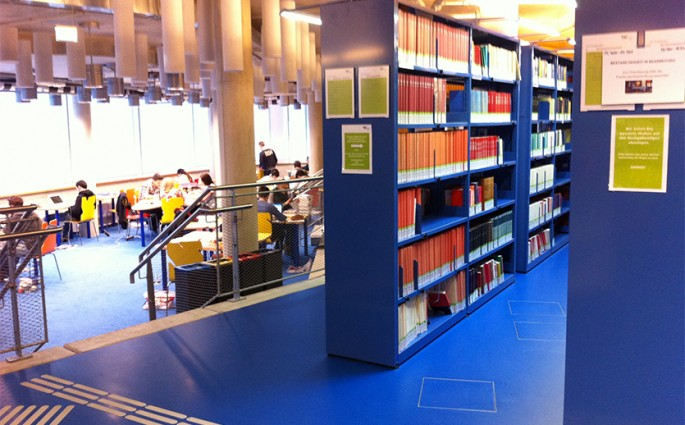 Bibliothek Recht WU
