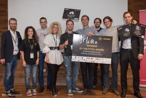 JobSwipr – das Startup von WU-Studenten triumphiert bei der Entrepreneurship Avenue