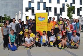 Die Europameisterschaften im Hochschuldebattieren 2015!