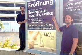 Das neue Forschungsinstitut Economics of Inequality
