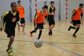 Football for Refugees – Vom Abseits mitten aufs Spielfeld