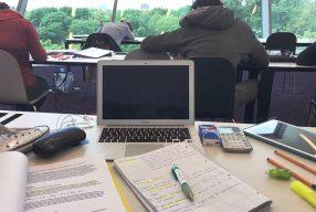 Prüfungswahnsinn – die Woche in der ich meine Nerven schmeiße