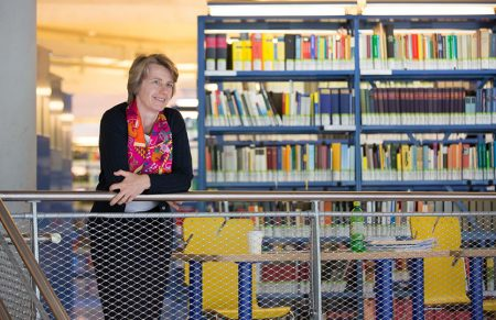 Researcher of the Month: Susanne Kalss