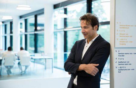 Researcher of the Month: Gerhard Speckbacher