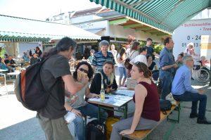 Vorgartenmarktfest