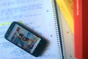 Lernen und Smartphone!