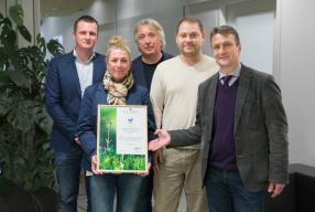 Team des Monats Jänner 2017: WU Umweltteam