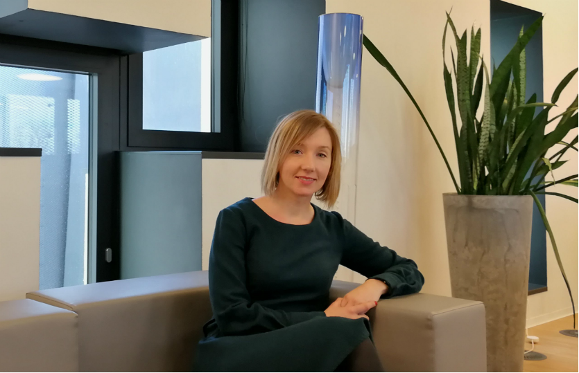 Giedre Lenciauskaite is a 4th year student at VGSF. After completing her master's at Tilburg University, she moved to Vienna to start her PhD in Finance with us.