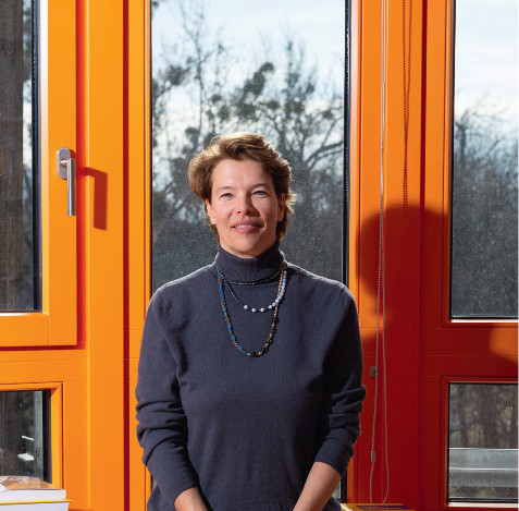 Eva Eberhartinger ist Professorin an der WU-Abteilung für Betriebswirtschaftliche Steuerlehre.