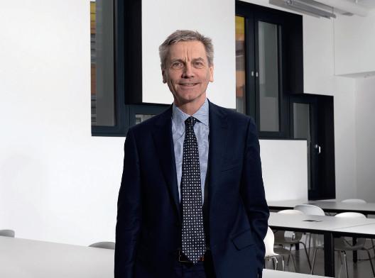 Josef Zechner ist Professor am WU-Institut für Finance, Banking and Insurance